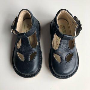 Bonpoint Leather T-Straps Size 3.5